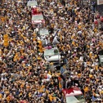 250,000 people at Pittsburgh's Victory Parade